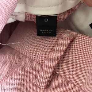 Crewcuts Matching Sets - Boys Pink Crewcuts suit